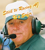 AJ Foyt Cheats Death on Bulldozer
