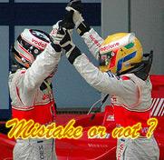 Alonso Hamilton Wars