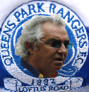 Flavio Briatore Buys Queens Park Rangers