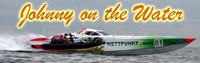 Johnny Herbert P1 Powerboat Racing
