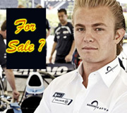 Is Nico Rosberg Really For Sale