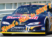 Scott Speed to NASCAR in 2008?
