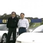 Ayrton Senna and the Honda NSX