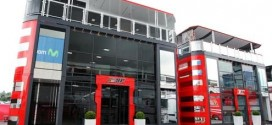 The Ferrari Motorhome Err Palace