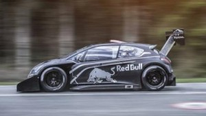 Peugeot 208 T16 Pikes Peak Car